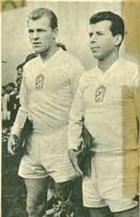Сватоплук Плускал (слева) и Йозеф Масопуст